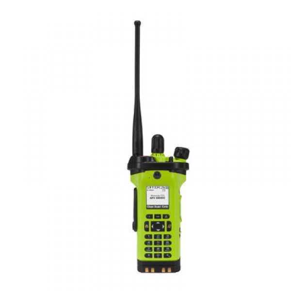 APX 6000XE Portable Radio by Motorola Solutions